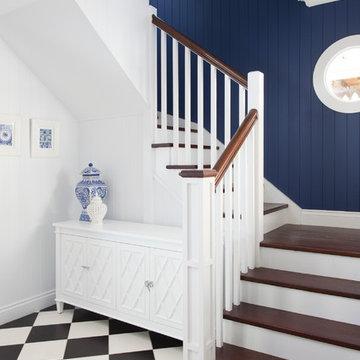 Hampton style interior design