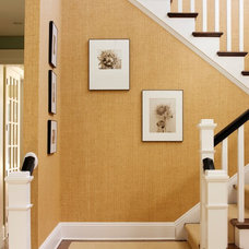 Asian Staircase by skatemoderne/michelle bergeron design ltd.