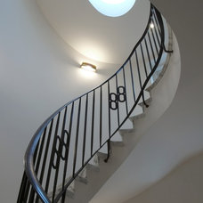 Traditional Staircase by Elite Metalcraft Co. Ltd