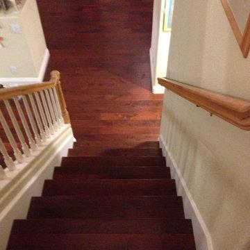 Hardwood Flooring Project Cont.