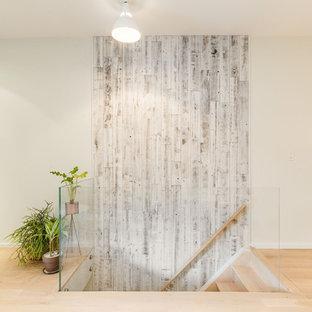 Идея дизайна: лестница в скандинавском стиле