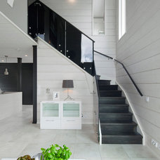 Contemporary Staircase by Honka UK Ltd