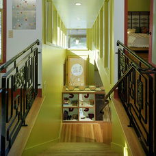 Contemporary Staircase by Clayton&Little Architects