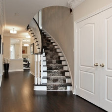 Contemporary Staircase Haywood