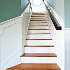 Traditional Staircase by Monetti Custom Homes