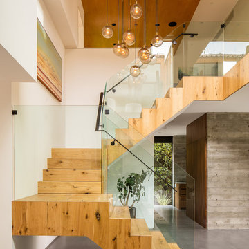 HedgeHouse: West Hollywood Industrial Modern New Home