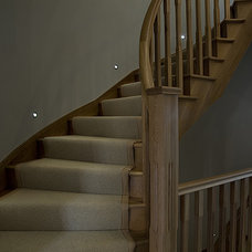 Contemporary Staircase by Future Light Design