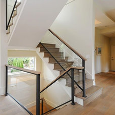 Modern Staircase by Kore Residential