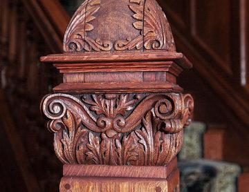 Highland Park Restoration - Hall & Staircase Restoration