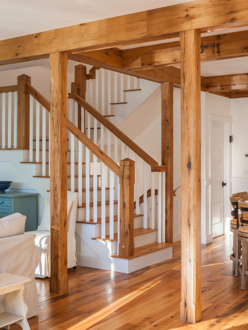 Low Ceiling With Beams Houzz