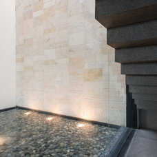 Contemporary Staircase by RHYZOMA - Arquitectura / Diseño