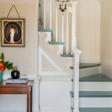 Historic 1804 Federal Period Home Renovation - Manchester, MA
