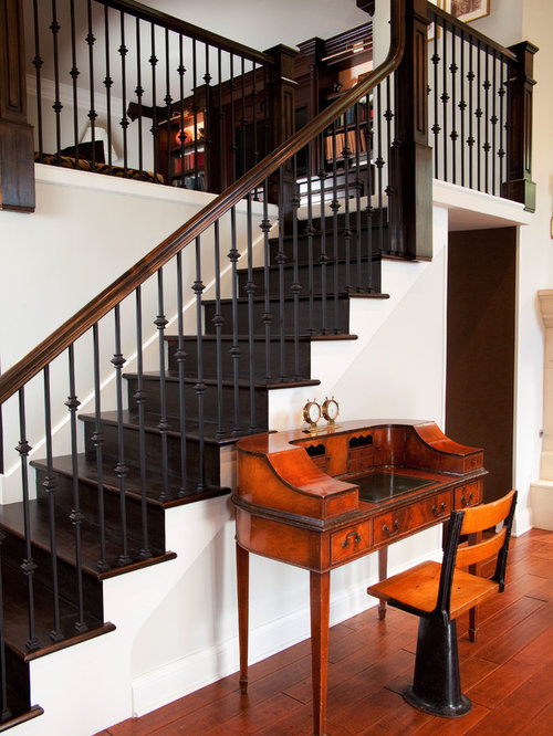 30 Best Victorian Straight Staircase Ideas & Decoration Pictures ...