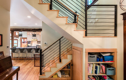 Houzz Tour: Antique Meets Industrial in a Colorado Cottage