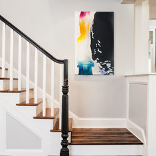 Craftsman Staircase by Renewal Design-Build
