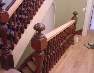 Historical restoration in Boston