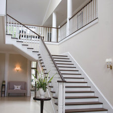Modern Staircase by ZL Design