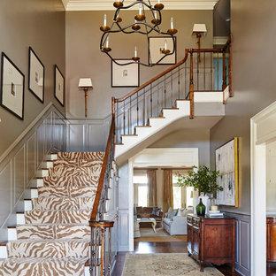 Brass Staircase Ideas Houzz
