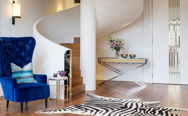 Fusion Staircase by DESIGN INTERVENTION