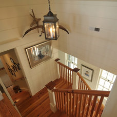 Traditional Staircase by Alix Bragg Interior Design