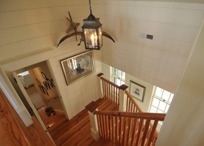 Traditional Staircase by Alix Bragg Interior Design
