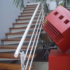 Modern Staircase by Mario Bedetti