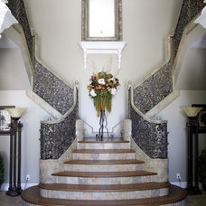 Traditional Staircase Home stuff