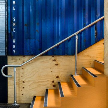 Home Warehouse Conversion
