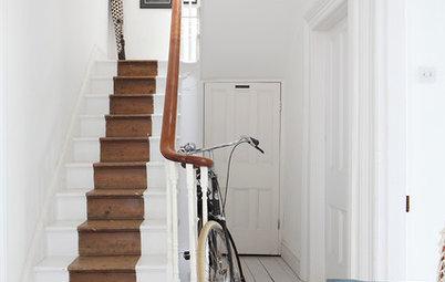 アイデア集めからはじめる、スタイリッシュな階段リメイク