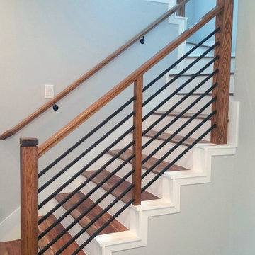 Horizontal Bar Railings