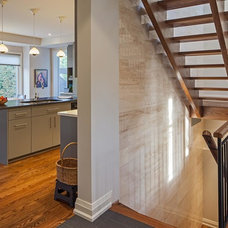 Contemporary Staircase by Peter A. Sellar - Architectural Photographer