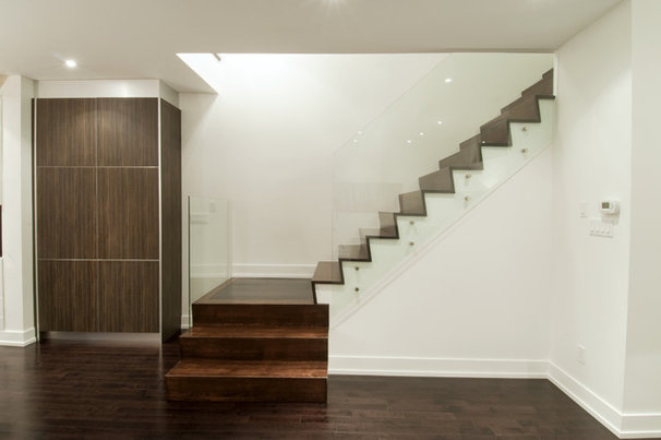 Modern Staircase by Modus Design Studio