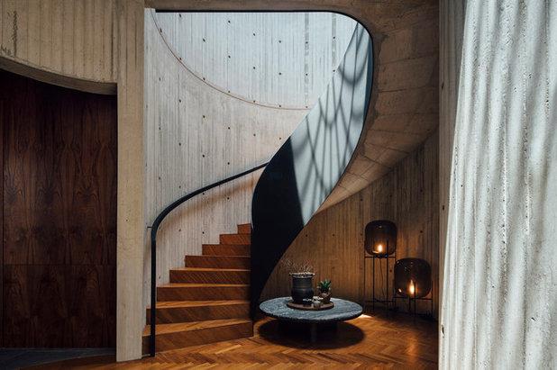 Лофт Лестница by ipli Architects