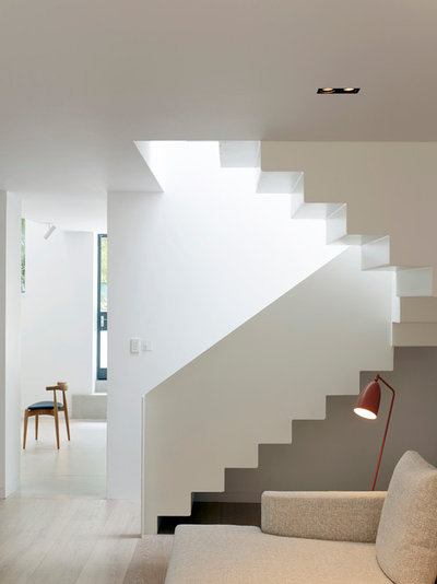 Scandinavian Staircase by Stiff and Trevillion