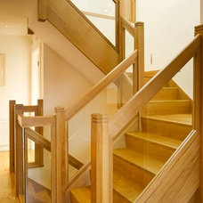 Modern Staircase by DMVF Architects
