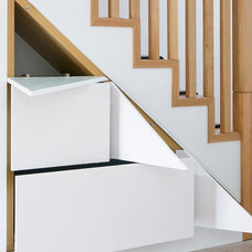 Modern Staircase by Bright Design Architects