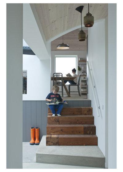 Staircase by Denizen Works