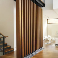 Modern Staircase by Taylor Smyth Architects
