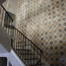 Mediterranean Staircase by Arte-Wall