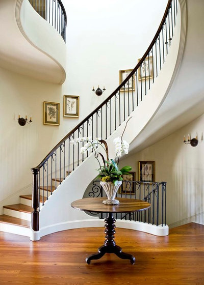 Staircase by Westbrook Interiors