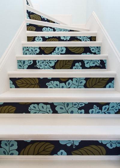Mediterráneo Escalera by Lynne Parker Designs