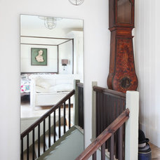 Eclectic Staircase by Chris Dyson Architects