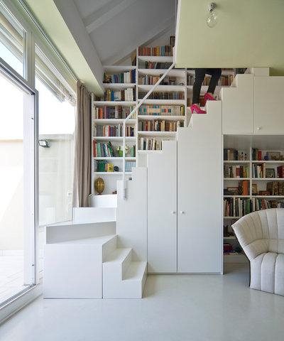 Современный Лестница by MARC