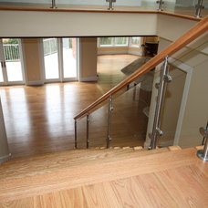 Modern Staircase by Image Design Stairs