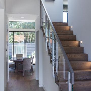 Indoor Outdoor House