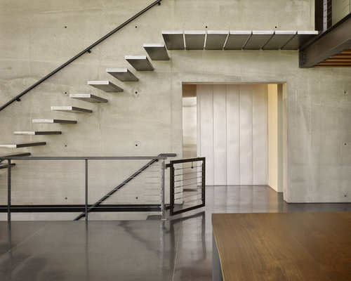 Modern Steel Gate Home Design Ideas  Pictures  Remodel and Decor