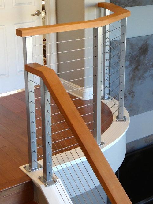 interior cable railings