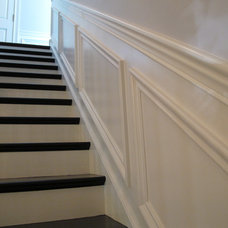 Traditional Staircase by Ragsdale, Inc.