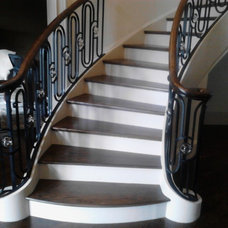 Staircase by Womack Iron