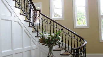 Interior Iron Rails